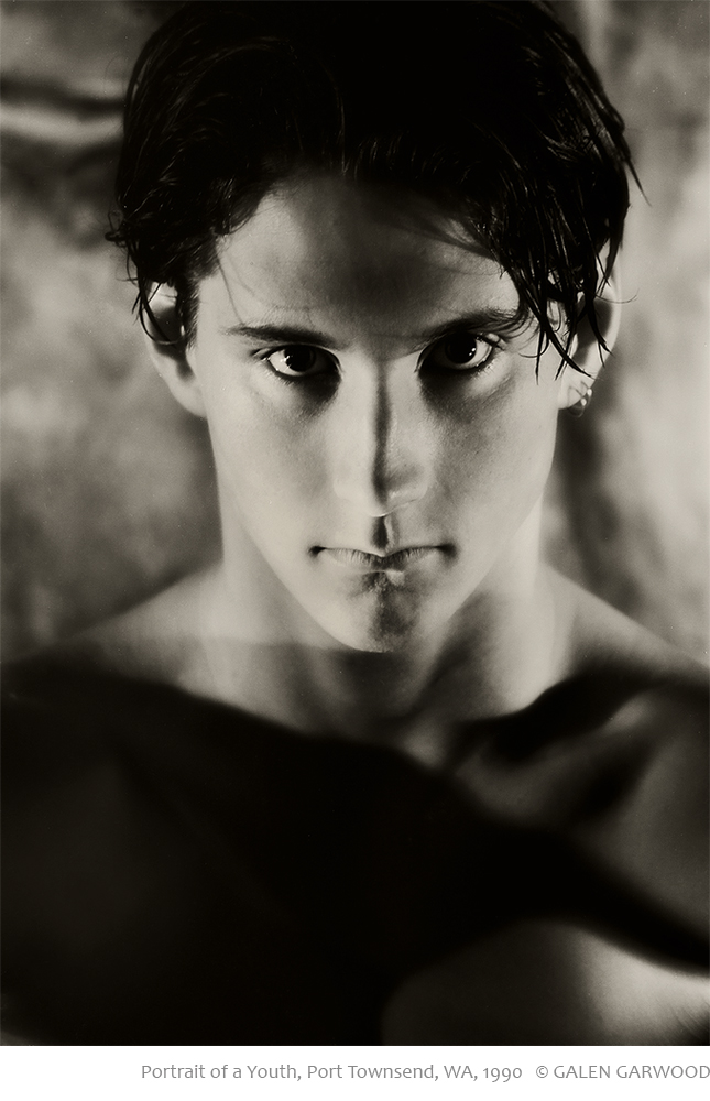 Galen Garwood - the Human