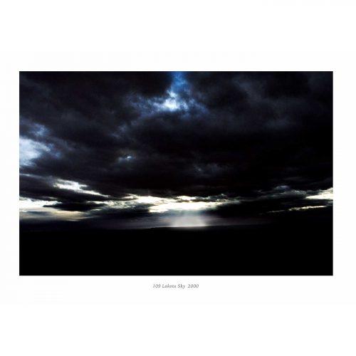 Lakota Sky by Galen Garwood