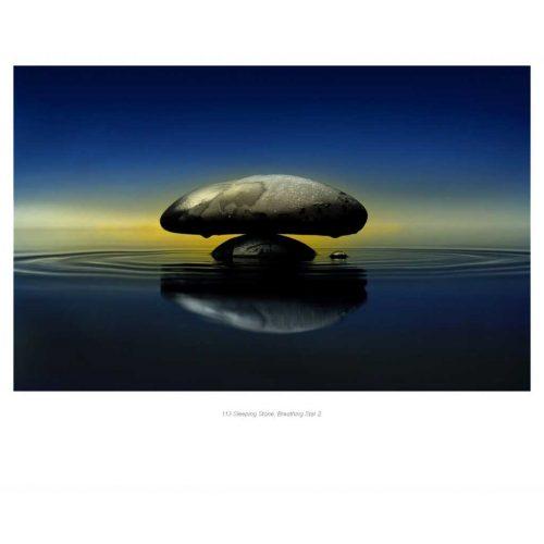 Sleeping Stone2 by Galen Garwood